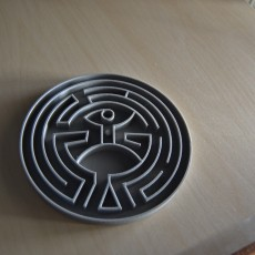 Picture of print of The Maze (Westworld)