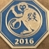 2016 Year of the Monkey Medallion image