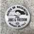 MLK March on Washington Button & Lesson Plan image