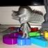 Electro Boy print image