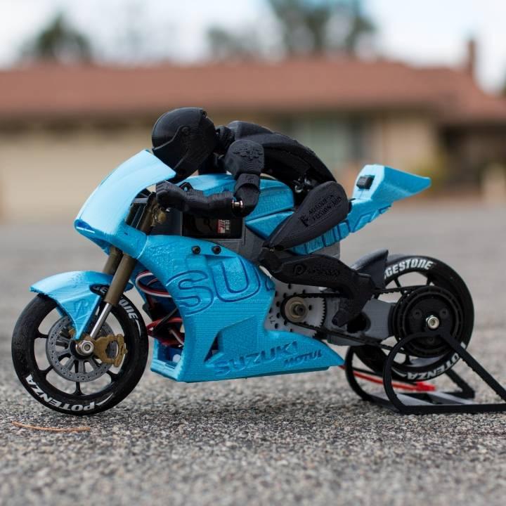 2016 Suzuki GSX-RR MotoGP RC Motorcycle