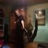 Dark scythe from Monster Hunter image