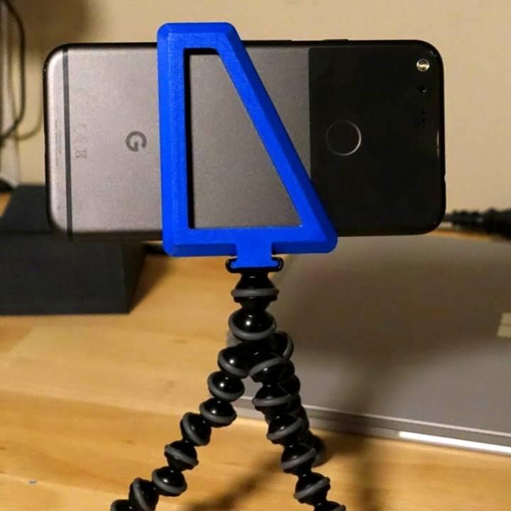 Gorillapod Mini mount for Google Pixel XL