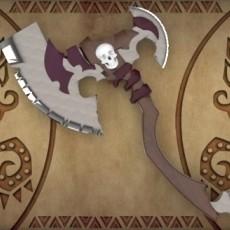 MONSTER HUNTER: Skull Axe