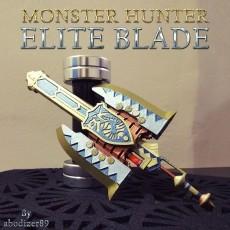 Monster Hunter - Elite Blade