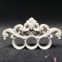 Untitled Three Finger Baroque ring image
