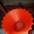 Watertight Spiral Vase print image