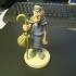 Lügnix, aus Asterix und der Seher image