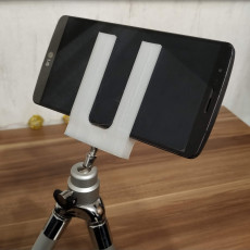 Picture of print of Smartphone tripod mount