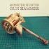 MONSTER HUNTER - GUN HAMMER image