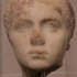 Marble portrait of a young woman image