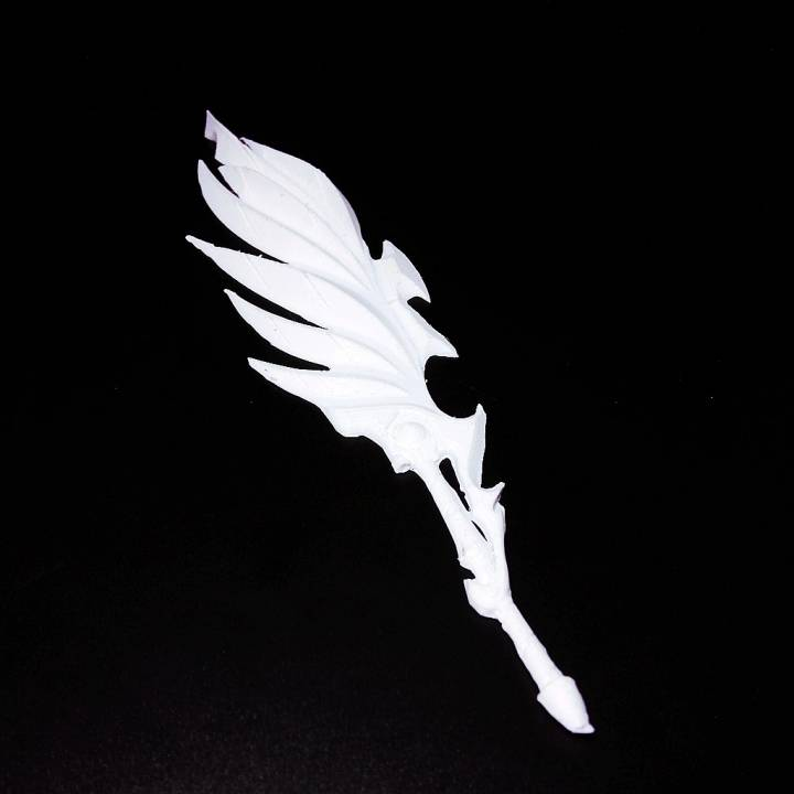 joey's feather pen