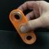Free-Spinning Three Bearing Fidget print image