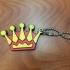 Crown Keychain image