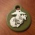 USMC Keychain image