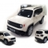 JEEP Renegade Scale Model image