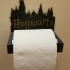 Bogwarts toilet roll holder image