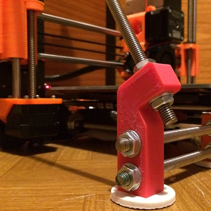 Prusa i3 Z-axis reinforcement