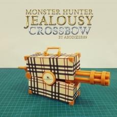MONSTER HUNTER - Jealousy Heavy Crossbow  Functional