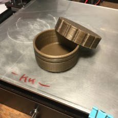 Picture of print of Screw-in Container