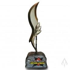 Monster Hunter Generations Greatsword Display Piece