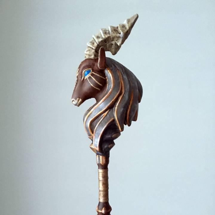 Monster Hunter - Daora's Baphophone - Hunting Horn
