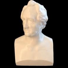 Bust of Johann Wolfgang goethe