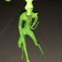 Pickett - Bowtruckle print image