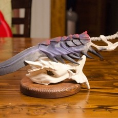 Monster Hunter Contest Wyvern Bone Sword