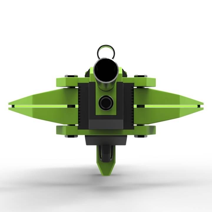 Camcon Futuristic Bowgun