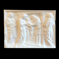 Relief: Presentation in the Temple