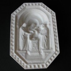 Relief: Detail of Orsanmichele Tabernacle