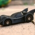 Batmobile in Hot Wheels Scale image