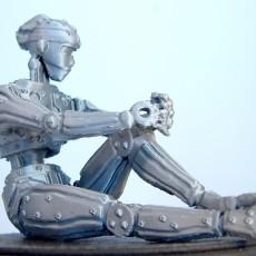 Female Humanoid Robot