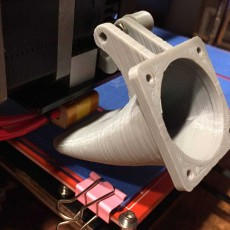 Picture of print of Fan duct 40mm CTC prusa i3
