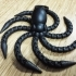 Ball-Joint Articulated Octopus Keyring Remix image