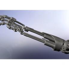 Terminator Arm (inches)