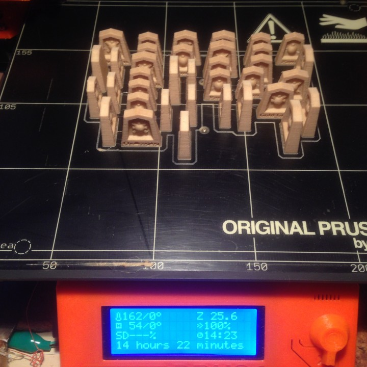 Picture of print of Shogi Iconified This print has been uploaded by Julien KRIVACSY