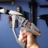 Jem Hadar disruptor pistol from Star Trek Deep Space Nine image