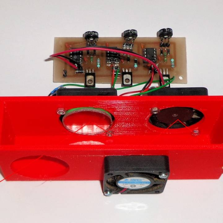 3Mirror Variable Lissajous Pattern Generator