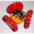 Omniwheel robot platform image