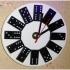 Domino Clock image