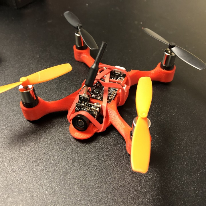 Picture of print of MK XIII Micro Quad This print has been uploaded by Ken Jancef