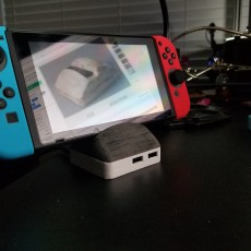 Picture of print of Nintendo Switch Ergo Pro Handle