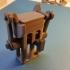 Bielle Manivelle - Crank Rod - Mécanisme image