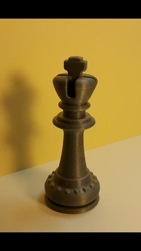 Chess - Pièces - Le Roi- The King