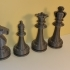 Chess - Pièces - Fou - Bishop image
