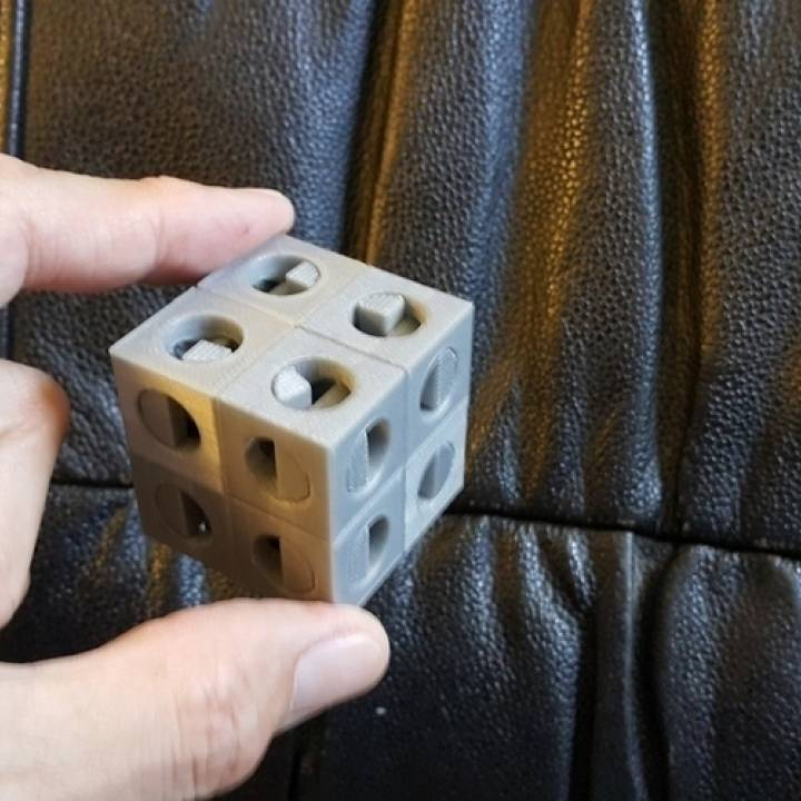 "Puzzle ""ALIEN2"" - Very Hard"