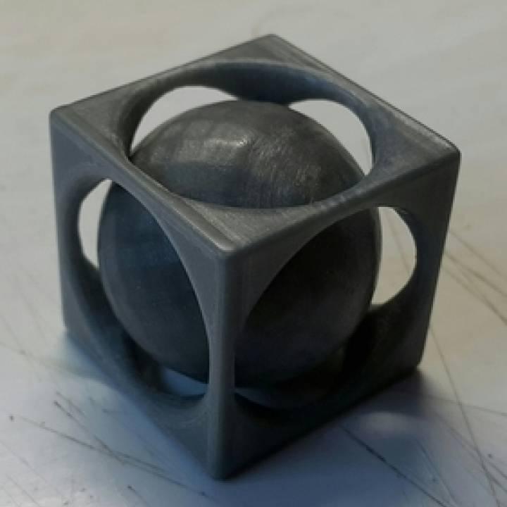 Sphère Emprisonnée - Imprisoned Sphère