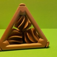 Tetraedre Avec Helices